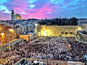 Thank the U.S. for officially recognizing Jerusalem as Israel's capital