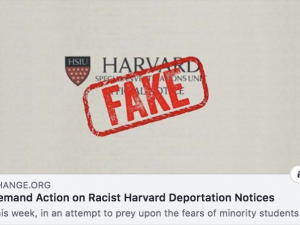 Countering Anti-Israel Hatred at Harvard