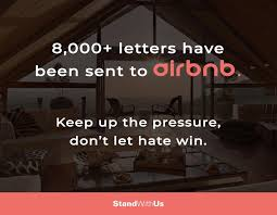 Over 8,000 Sign Petition to AirBnB Against Discriminatory Policy