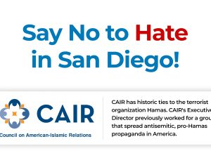 Stand Up to Hate in Poway!